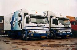 Scania's 82